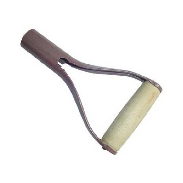 V образная ручка для лопаты